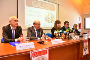 JORNADAS GALISENIOR (14-15 Mayo 2014) PRESENTACIÓN XXVI CONGRESO SGXX