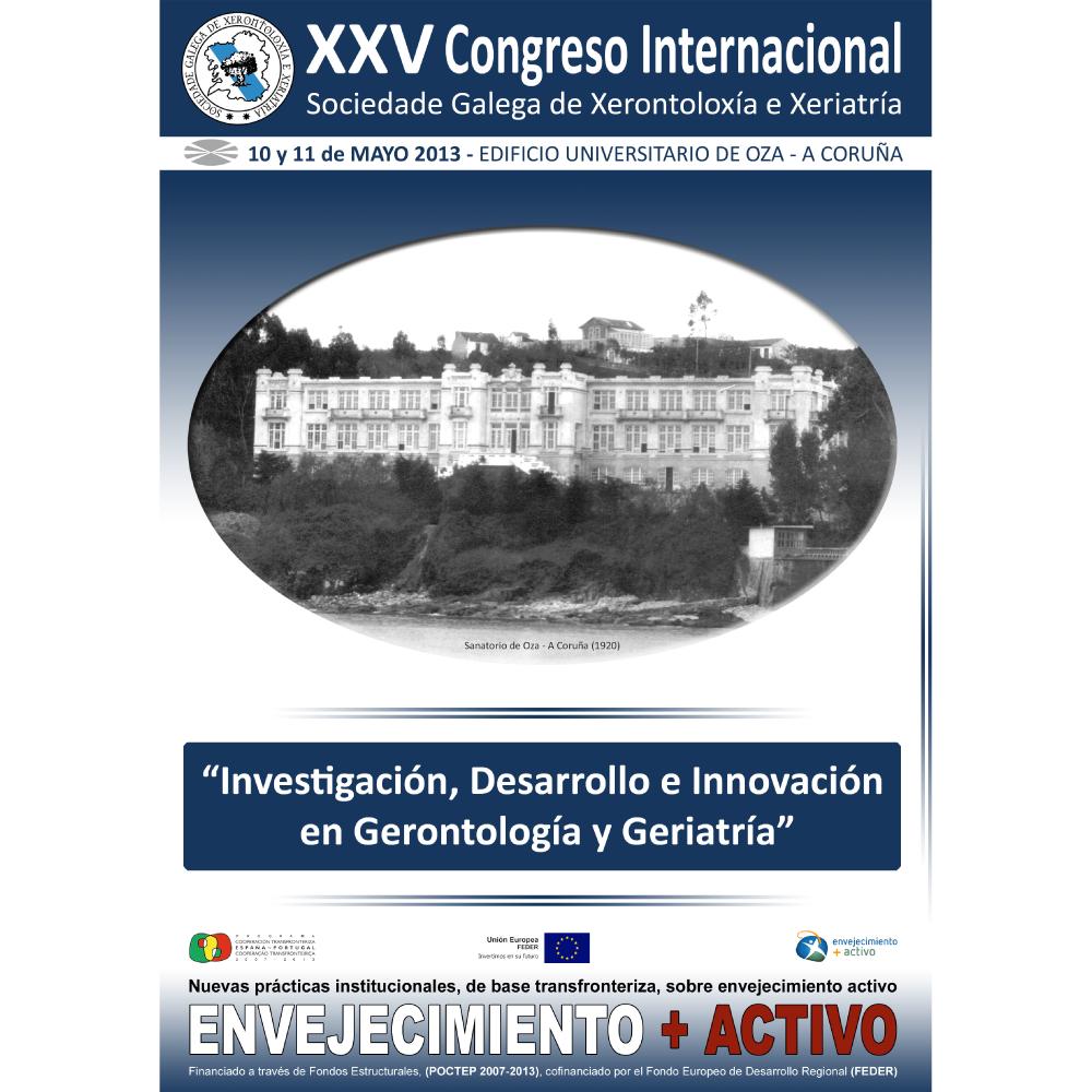 SGXX XXV Congreso Libro de Ponencias