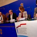 presentacion del XXVIII Congreso Internacional de la SGXX Lugo 22 y 23 Abril 2016