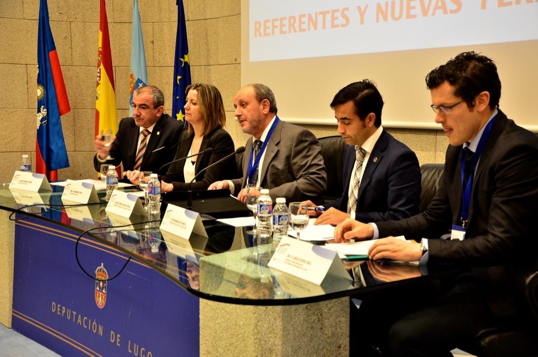 fotos XXVIII congreso internacional de geriatria y gerontologia 2016 Lugo SGXX